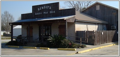 Benoit's in Addis Louisiana