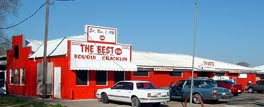 Classic Cajun Grocery Store The Best Stop in Scott Famous Boudin and Sausage