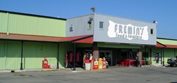 Fremin S Food And Furniture In New Iberia La A Rated Boudin Boudin Link South Louisiana