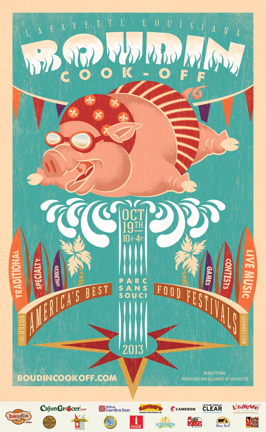 2013_BoudinCookOff_Poster