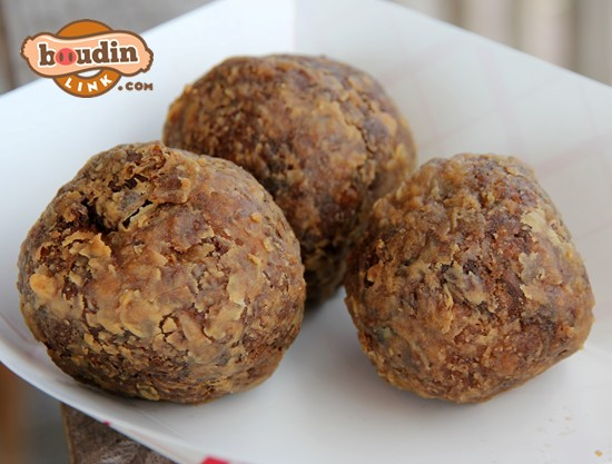 The Boudin Ball Elevated