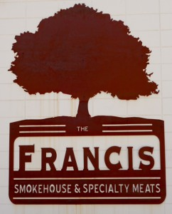 The Francis Smokehouse