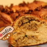 Boudin & Cracklin King Cake – The Original!
