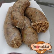 Duos Cajun Corner in Opelousas, LA = B- Rated Boudin