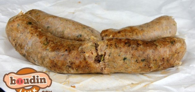 Leroy's Cajun Meats in Ville Platte, Louisiana = A Rated Boudin
