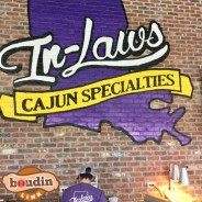 In Laws Cajun Specialties in Iowa, Louisiana = A Rated Boudin